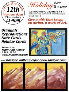 Holiday Art Show